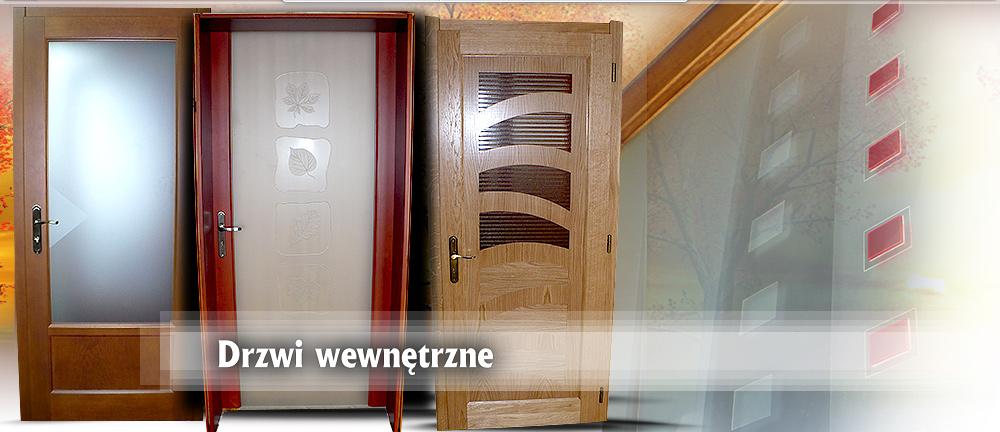 Drzwi i okna drewniane